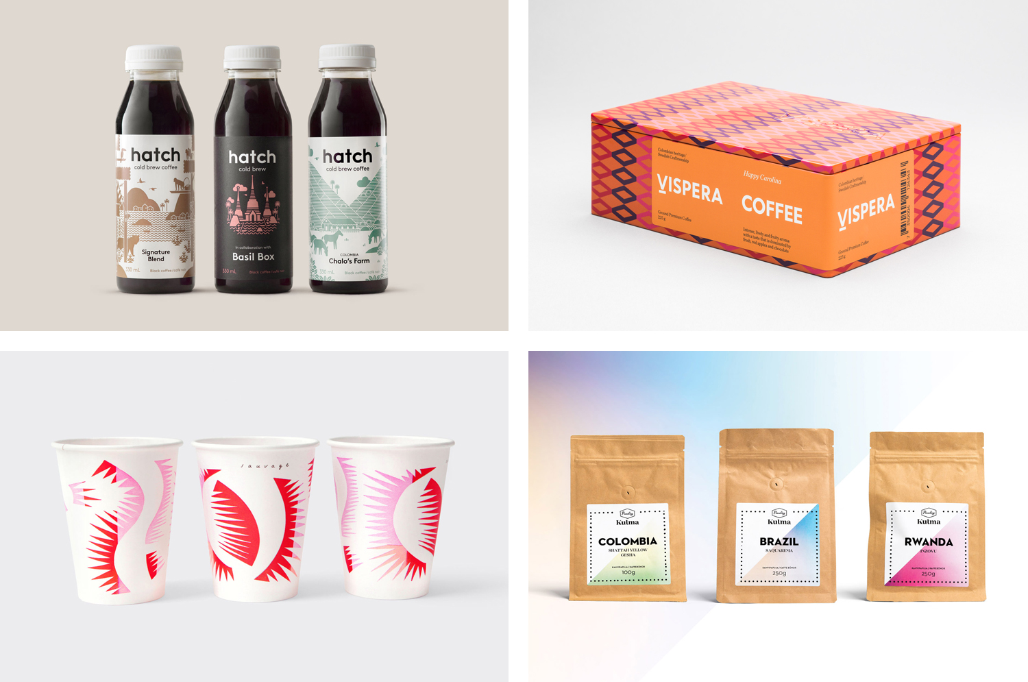 BP&O Collections — Coffee