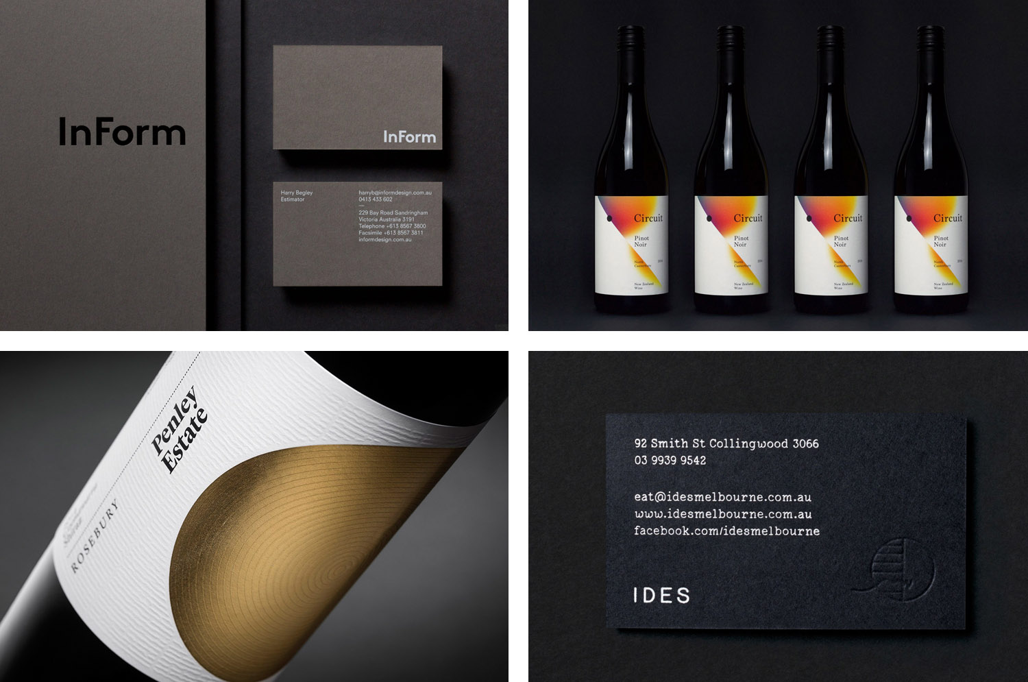 BP&O Collections — Designed in Australia