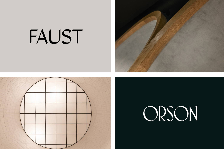 BP&O Collections — Branding & Interior Design