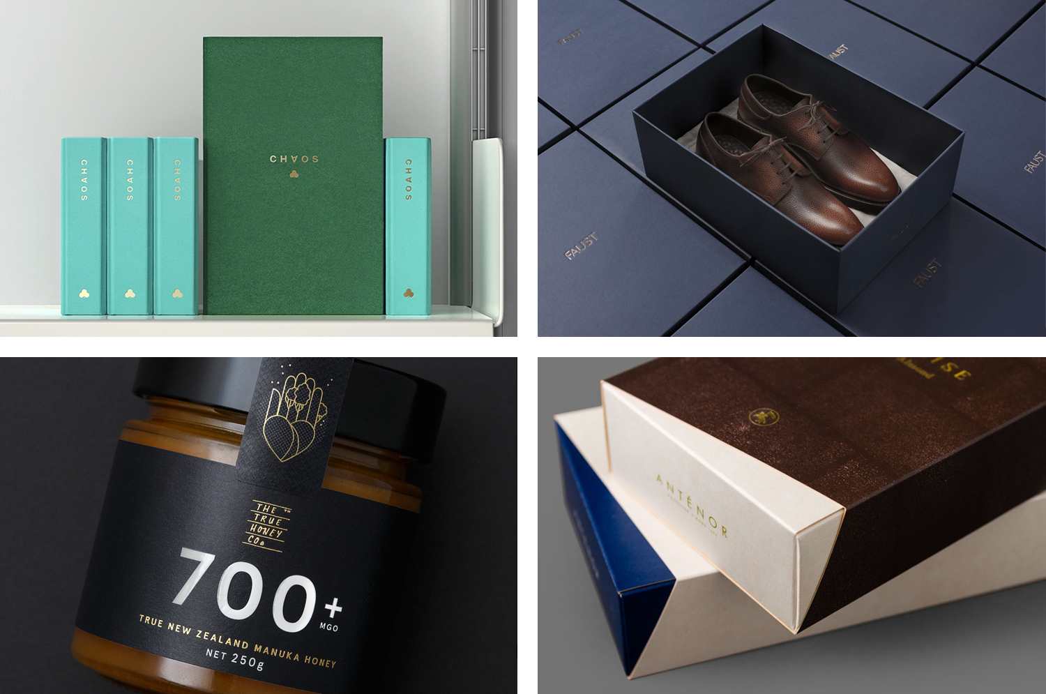 BP&O Collections — Modern Luxury