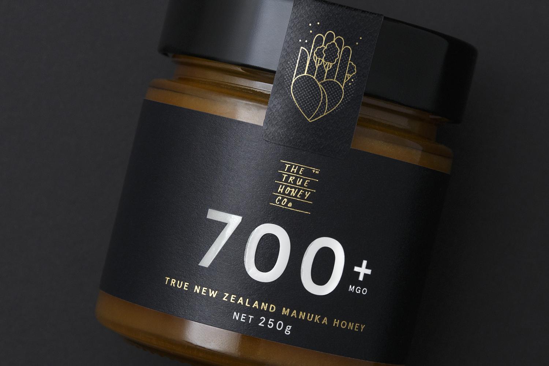 Best Packaging Design 2016 – True Honey Company by Marx Design
