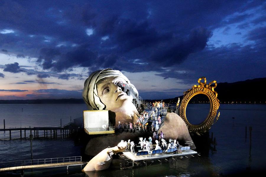 Bregenzer Festspiele by Anja Koehler