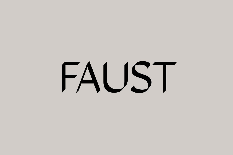 Branding – Faust by Snøhetta, Norway
