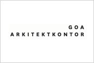 Logo - Goa Arkitektkontor