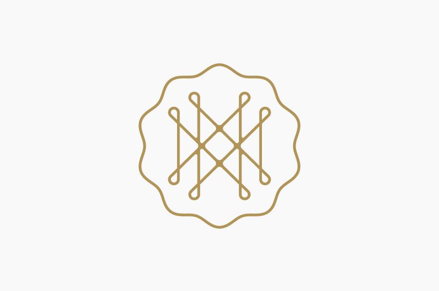 Line Logo Design : New logo and brand identity for mal de mar by face bp o