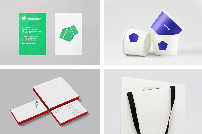 Minimal Brand Identity Designs