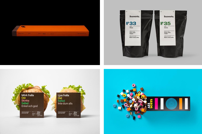 Beautifully Minimal Packaging Design