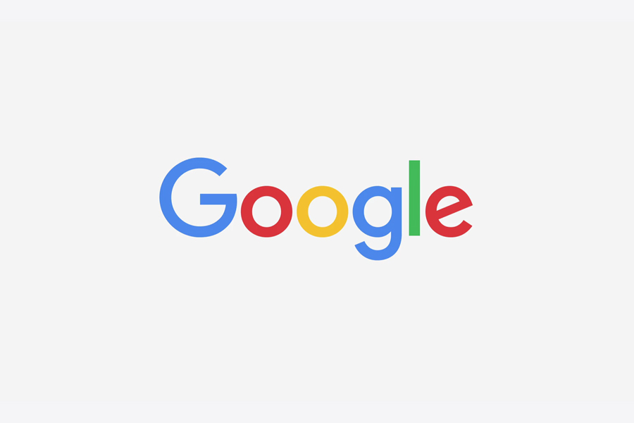 New Google Logo, Logotype, Wordmark 2015