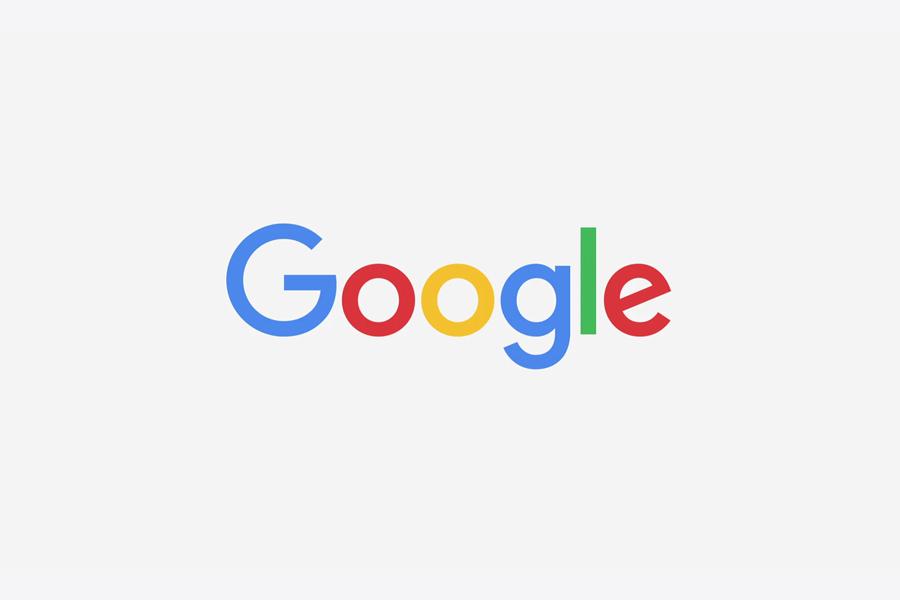 New Google Logo, Logotype, Wordmark 2015