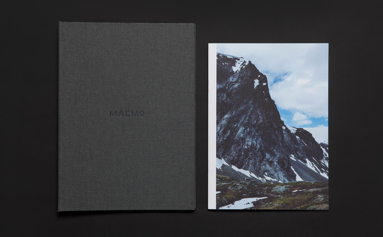 Restaurant Branding – Maaemo by Bielke&Yang, Norway