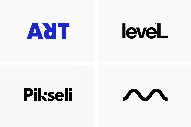 20 Clever & Creative Minimal Logo Designs