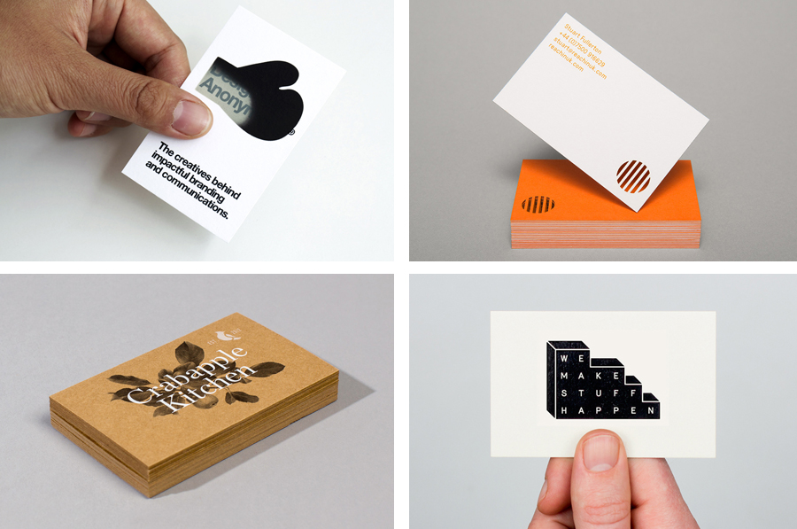 The Best Business Card Designs No 5 — BP&O