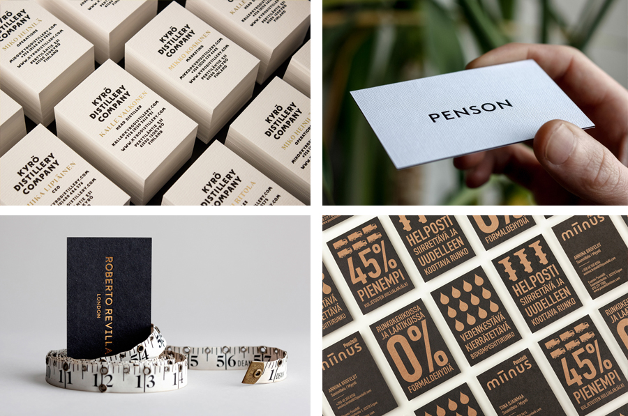 The Best of BP&O —  Business Cards No.2