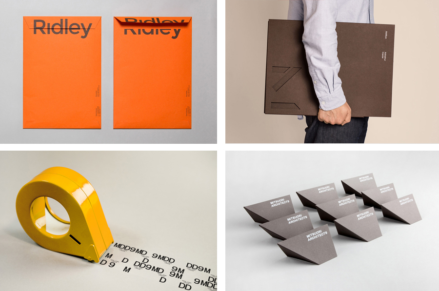The Best of BP&O — Architectural Brand Identity