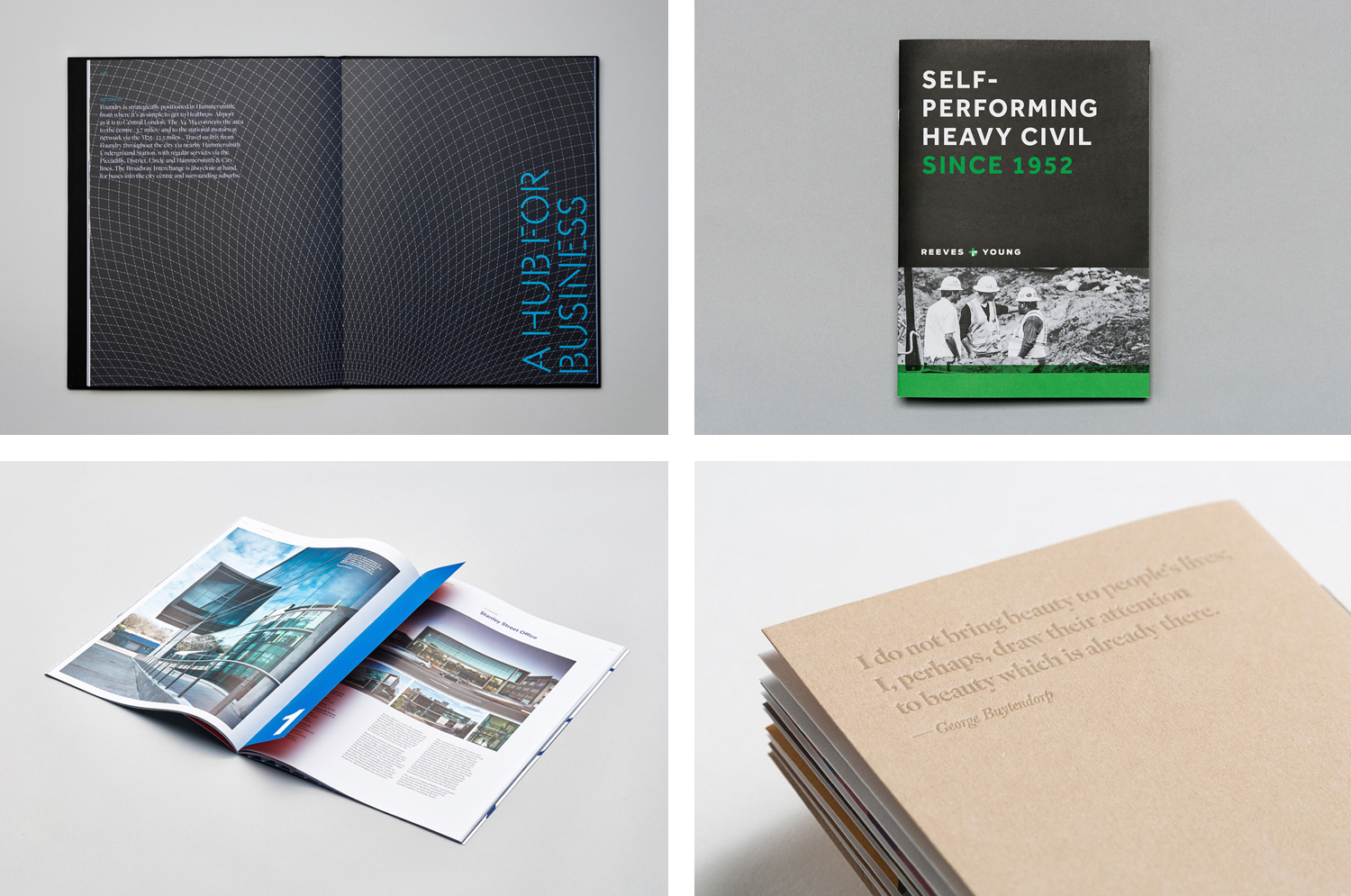 The Best of BP&O — Brochures No.5