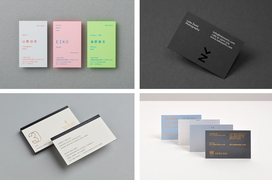 The Best of BP&O — Business Cards No.7