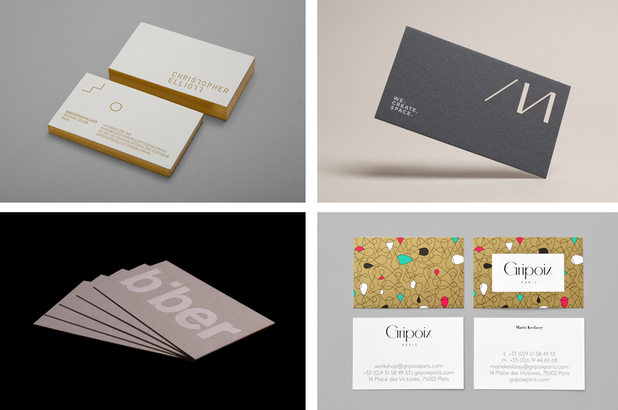 The Best of BP&O – Business Cards No.9