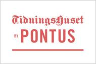 Branding – Tidningshuset by Pontus
